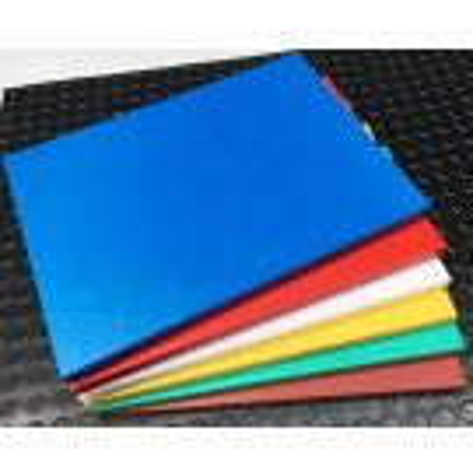 Schneideplatte 200x50cm, Stärke: 2, 3 oder 4cm