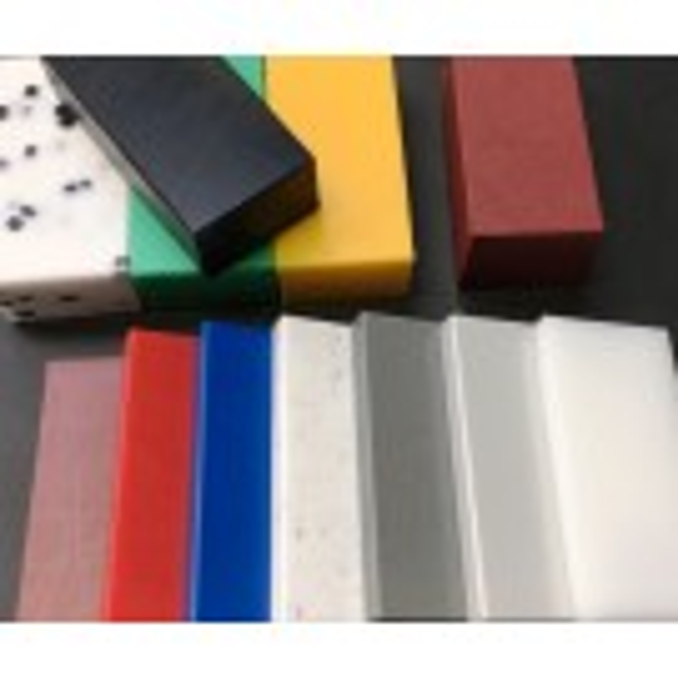 2 x Schneideplatte 40x30cm, Stärke: 1cm, versch. Farben
