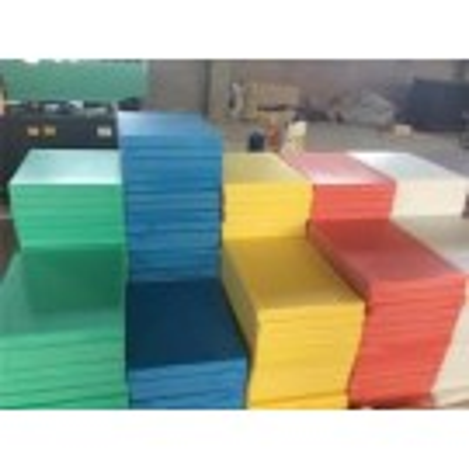 Set Schneideplatten 40x25cm, Stärke 1cm, 2er Pack